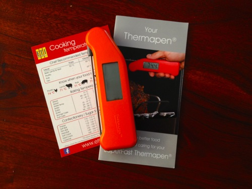SuperFast Thermapen, ETI