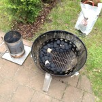 WSM, Smoker, Weber, Minion RIng